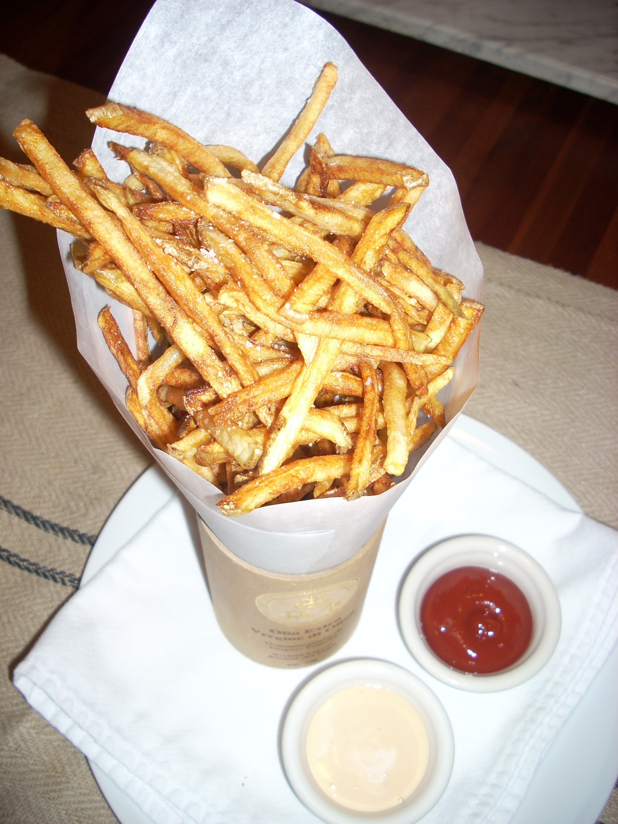 two weeks with thomas keller day 1 pommes frites postcardsfromthepantry. Black Bedroom Furniture Sets. Home Design Ideas