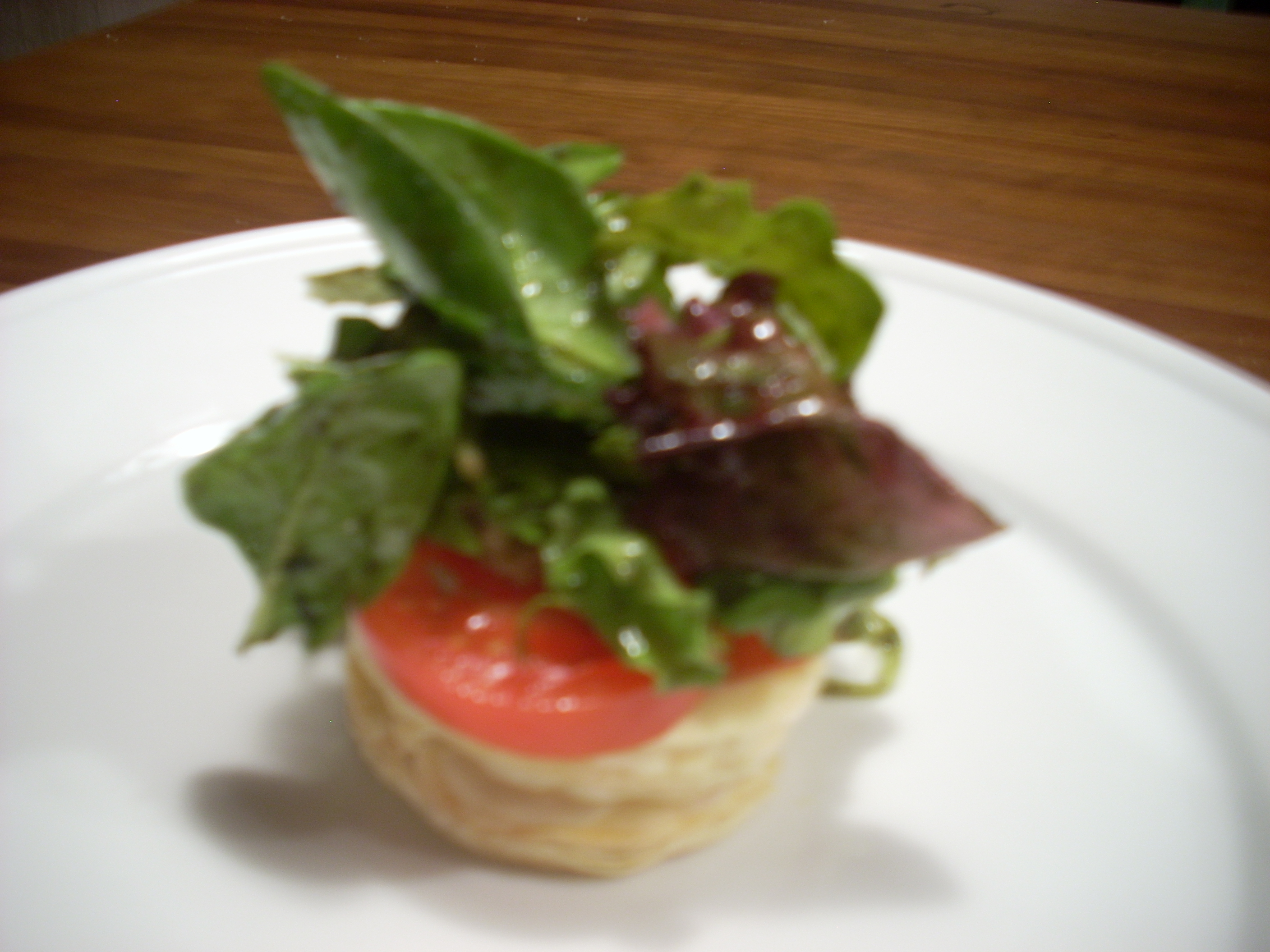 Two Weeks With Thomas Keller Day 11 Heirloom Tomato Tart